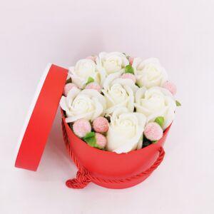 Magazin Traditional Set cadou Trandafiri sapun 2