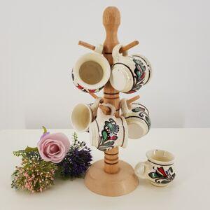 Magazin Traditional Set canute tuica visinata ceramica de Corund 2