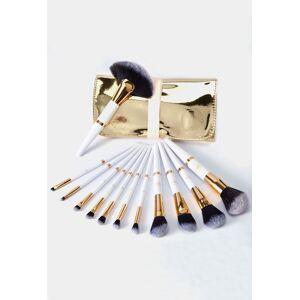 Lurella Cosmetics Set Pensule Lurella Cosmetics Gold Rush 12 Pieces