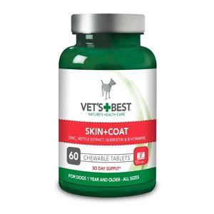Vet's Best Skin & Coat, 60 tablete