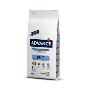 Advance Dog Medium Adult Light, 12 kg