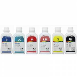 InkMate Cerneala refill pentru Epson seria L set 6 culori Cantitate : 500 ml