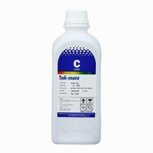 InkMate Cerneala refill Cyan pentru HP364 HP655 Cantitate : 1000 ml