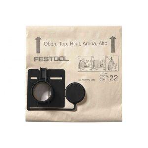 Festool Sac de filtrare FIS-CT 33/5
