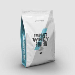 Myprotein Impact Whey Protein - 2.5kg - Mar maruntit si Crema