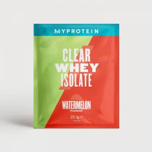 Myprotein Clear Whey Isolate (Sample) - 25.1g - Pepene rosu