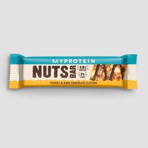 Myprotein Baton Nuts (Mostră) - 45g - Dark Chocolate & Peanut
