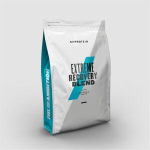 Myprotein Amestec Extreme pentru recuperare - 2.5kg - Crema de Capsuni