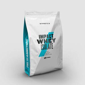 Myprotein Impact Whey Isolate - 5kg - Caramel sarat