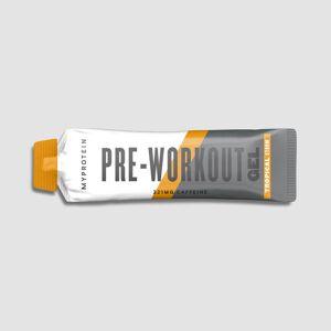 Myprotein Gel pre-workout - Furtuna tropicala