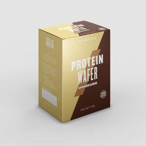 Myprotein Napolitane proteice - Prajituri & Crema