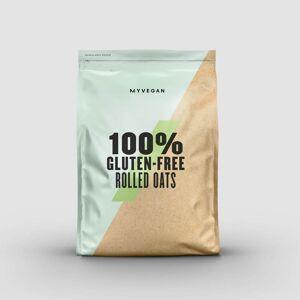 Myvegan Fulgi de ovăz 100% fără gluten - 2.5kg - Fara aroma