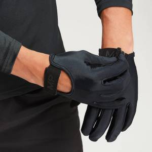 MP Men's Full Coverage Lifting Gloves - Black - S