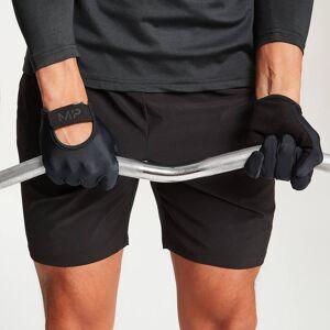 MP Men's Full Coverage Lifting Gloves - Black - L