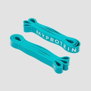 Myprotein Resistance Bands Pair (11-36kg) - Blue