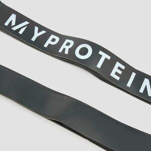 Myprotein Benzi de rezistență - Dark Grey / 23-54Kg (Pair)