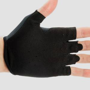 MP Mănuși pentru ridicat greutăți MP pentru bărbați - Negru - L - Negru