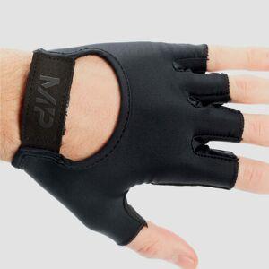 Mănuși pentru ridicat greutăți MP pentru bărbați - Negru - L