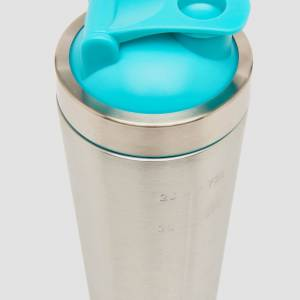 Myprotein Shaker din oțel inoxidabil