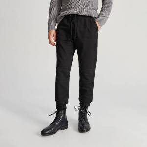 Reserved - Pantaloni jogger - Negru