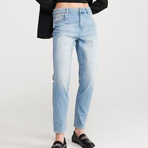 Reserved - Jeans pentru femei - Albastru