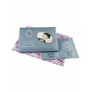 Blue Gifts Kit curatare argint