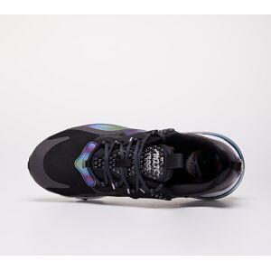 Nike Air Max 270 React 20 (GS) Dk Smoke Grey/ Multi-Color-Black-White