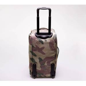 Herschel Supply Co. Outfitter Wheelie Luggage Brushstroke Camo