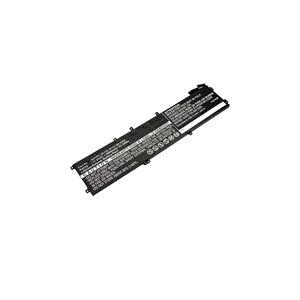Dell XPS 15 9560 acumulator (8000 mAh, Negru)