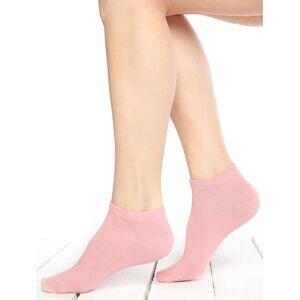 Socks Concept Sosete scurte simple roz Socks Concept SC-1740-1