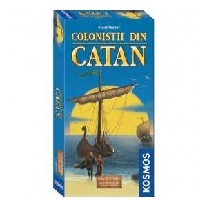 Kosmos Extensie Colonistii din Catan - Navigatorii
