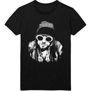 Kurt Cobain Tricou One Colour Negru M Unisex
