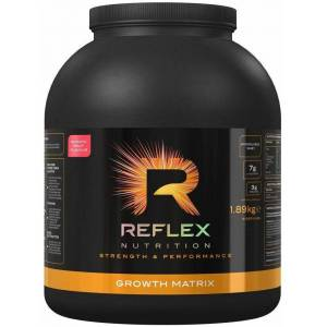 Reflex Nutrition Growth Matrix Punci de fructe 1890 g Bărbaţi