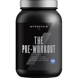 MyProtein THE Pre Workout 30 femei