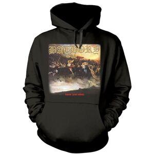 Bathory Hoodie Blood Fire Death Negru S Bărbaţi