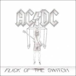 AC/DC Flick Of The Switch (LP) Reeditare Rock