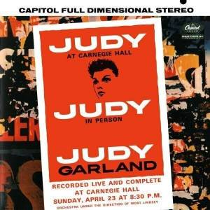 Judy Garland Judy At Carnegie Hall (2 LP) (180 Gram) 180 g Rock