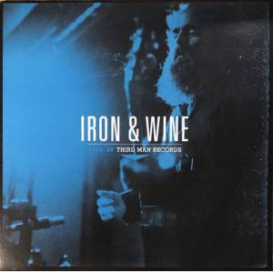 Iron and Wine Live At Third Man Records (LP) Rock