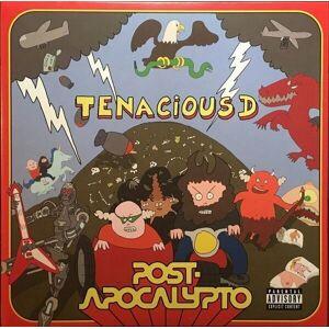 Tenacious D Post-Apocalypto (LP) Rock