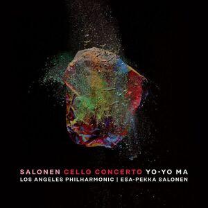 Yo-Yo Ma Salonen: Cello Concerto (LP)