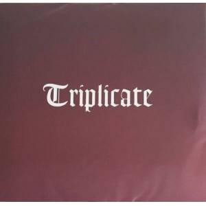 Bob Dylan Triplicate (3 LP) 180 g Rock