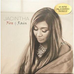 Jacintha Fire & Rain - James Taylor Tribute (2 LP) 45 RPM