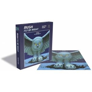 Rush Fly By Night PuzzlePuzzle Rock