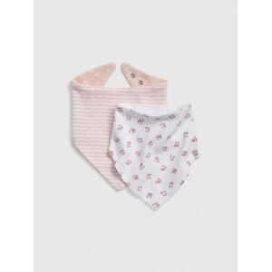 GAP Baby bryndák primul favorit bandana salopete, 2ks Other One size