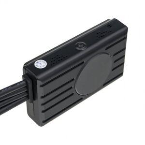 Sistem dual de camere Full HD D2P-WiFi pentru mașină sau motocicletă - 2 camere, monitor LCD