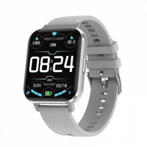 HD Smart sport ceas de fitness DTX Ceas smartwatch DTX - Argintiu