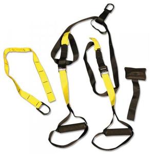 Sistem de antrenament TRX cu lungime reglabilă a curelei