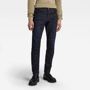 D-Staq 5-Pocket Slim Jeans - Dark blue - Men 38-32 Dark blue male