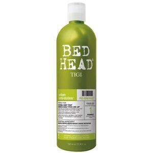 Шампунь для нормальных волос уровень 1 TIGI Bed Head Urban Antidotes Re-energize Daily Shampoo for Normal Hair 750 мл