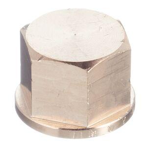 Заглушка Viega (266660) 1/2 ВР(г) бронзовая